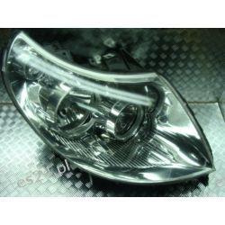 Citroen Jumper Boxer Ducato prawa lampa przód przednia