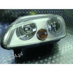 VW Caddy lewa lampa przód reflektor