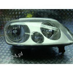 VW Caddy prawa lampa reflektor przód