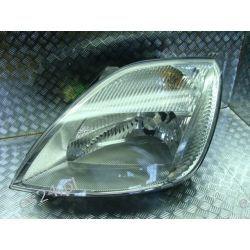 Ford Fiesta lewa lampa reflektor przód