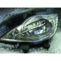 Mercedes C-klasa lewa lampa przód reflektor
