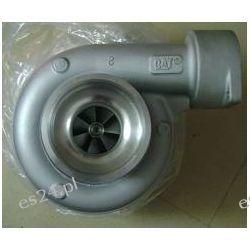 Mahle original 127tc17332000 turbina cat turbosprężarka Lampy przednie