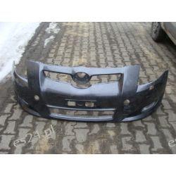 Toyota Auris zderzak przedni przód spryski
