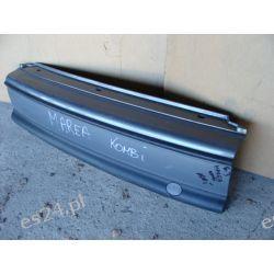 Fiat Marea kombi panel środkowy, zderzak tył