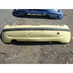 Fiat Panda zderzak tył tylni oryginał + listwa tył Lampy przednie