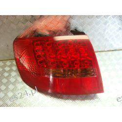 Audi A6 avant LED lewa lampa tył kombi