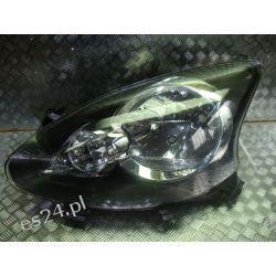 Toyota Aygo lewa oryginalna lampa przód