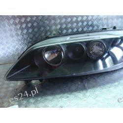 Mazda6 czarne lampy czarne maskownice