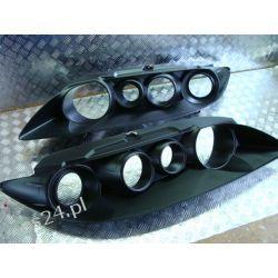 Mazda 6 czarne lampy - black panel