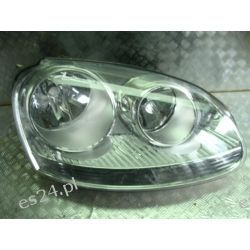VW Golf 5 prawa lampa srebrna silniczek