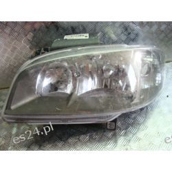 Seat Ibiza na dwie żarówki lewa lampa Lampy tylne