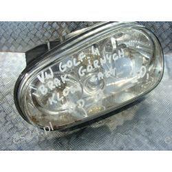 Vw Golf 4, lewa lampa Zderzaki