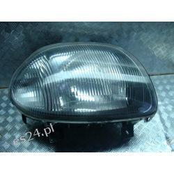 Renault Clio II prawa lampa oryginał hella Zderzaki