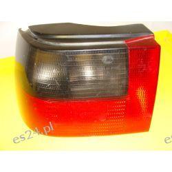 Seat Ibiza 2 lewa lampa tył ciemna hella