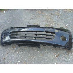 Zderzak przedni przód Nissan Micra K12 Lampy przednie
