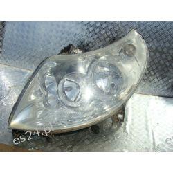 Citroen Jumper, Fiat Ducato lewa lampa przednia