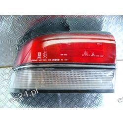Mitsubishi Sigma lewa lampa tylna kompletna oryginał Zderzaki
