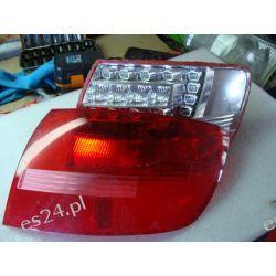 naprawa i regeneracja lamp tył LED Audi A6 Lampy przednie