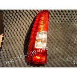 VOLVO V70 TYLNA LAMPA LEWA GÓRNA CZĘŚĆ Lampy przednie
