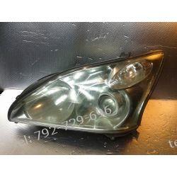 LEXUS RX 350 LAMPA LEWA PRZÓD XENON - SKRĘTNA Zderzaki