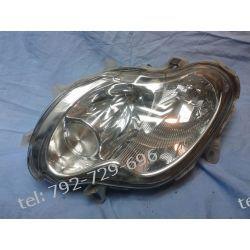 SMART FOR TWO LIFT LAMPA LEWA PRZÓD Lampy przednie