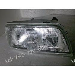 Lampa przednia  prawa oryginał Fiat Ducato + silniczek + żarówka