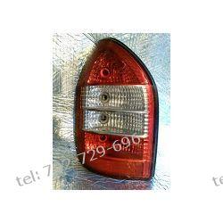 Opel Zafira A lewa lampa tył, kompletna z wkładem, lift  Lampy przednie