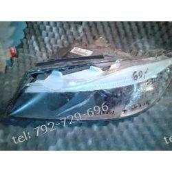 BMW 1 E87 prawa lampa przód, brak uchwytów na części – silniczek –instalacja – klosz, lustro ładne