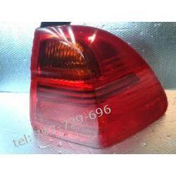 BMW 3 prawa lampa tył, zwykła, uchwyty całe,klosz ładny,oryginał
