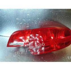 Audi A3 kombi prawe lampy tył komplet w klape + w błotnik, kompletne Lampy przednie