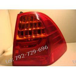 BMW E91 prawa lampa tył, kompletna 100% sprawna Zderzaki