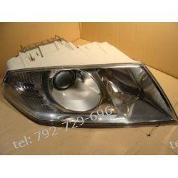 Skoda Octavia II prawa lampa przód, xenon + silniczek + dekielek – brak uchwytów Lampy przednie