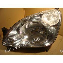 Honda CRV lewa lampa przód oryginał, biały kierunkowskaz Zderzaki