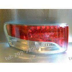 Toyota Avensis lewa lampa tył sedan, led