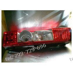Fiat ducato lewa lampa tył, cała kompletna, wraz z układem i żarówki
