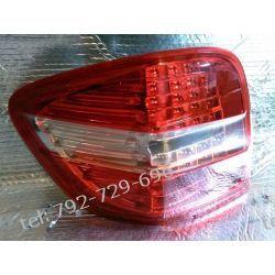 MERCEDES ML W164 LAMPY LEWA TYŁ LED
