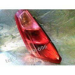 Fiat Grande Punto lewa lampa tył + wkład + żarówki