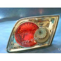 Mazda 6 prawa  lampa tył w klape, kombi cała