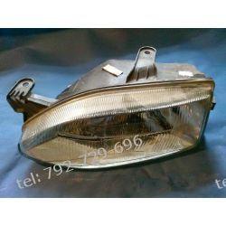 Fiat siena lewa lampa przód, klosz szklany