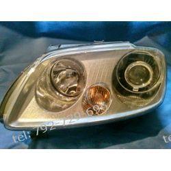 VW Touran komplet lamp soczewka