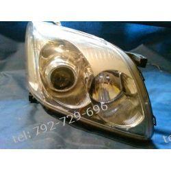 Toyota Avensis, prawa lampa przód, po regenracji+ przetwornica + żarówka