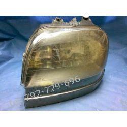 Fiat Doblo lewa lampa przód, na części lub do naprawy Lampy przednie