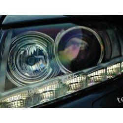 Audi A6 - naprawa listwy LED