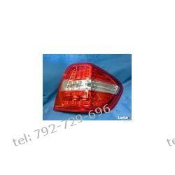 Mercedes ML - naprawa lamp tył LED