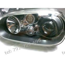 VW GOLF 4 SOCZEWKA KOMPLET LAMP PRZEDNICH