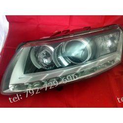 AUDI A6 BI-XENON SKRĘTNA LED LAMPA PRZEDNIA
