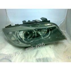 E90 NIESKĘTNA PRAWA LAMPA PRZÓD PRZED LIFTEM Zderzaki
