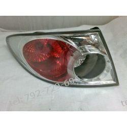 MAZDA 6 LEWA LAMPA LIFT HB 2002-05