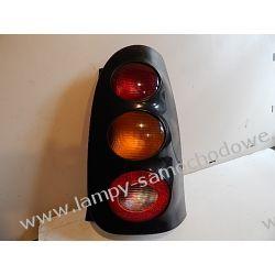 SMART FOR TWO 1998-2001 PRAWA LAMPA KOMPLETNA TYŁ Lampy przednie