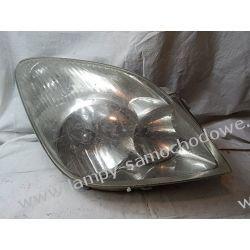 TOYOTA COROLLA VERSO PRAWA LAMPA PRZÓD 2001-03 Lampy tylne